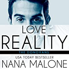Love Reality Audiobook by Nana Malone Narrated by Eva Christensen