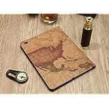 """Conquistador iPad Tasche / H�lle / Cover / Case inkl. Aufsteller f�r iPad 4, iPad 3 und iPad 2von """"Arktis"""""""