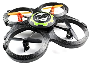 3D飛行を可能にした 未来型 UFOラジコン