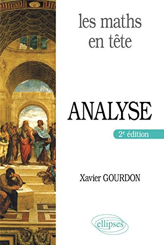 Analyse (French Edition)