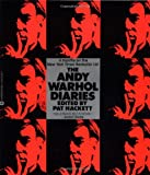 Andy Warhol Diaries (0446391387) by Hackett, Pat