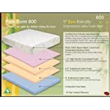 Boyd Pure Form 800 Latex Mattress with Bamboo Cover! NEW in Plastic! (Queen)