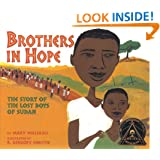 Brothers in Hope (Coretta Scott King Honor - Illustrator Honor Title)