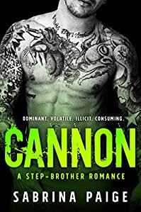Cannon: A Stepbrother Romance by Sabrina Paige ebook deal