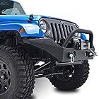 E-Autogrilles 51-0359 07-15 Jeep Wrangler JK Sport Front Bumper