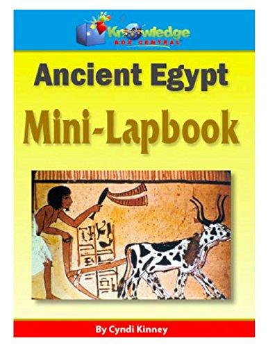 Ancient Egypt Mini-Lapbook PDF
