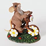 Charming Tails Petal-ing My Way To You Figurine 4025767
