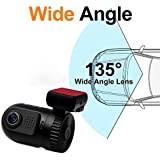 Arpenkin Mini Cam Full Hd 1080p Mini 0801 Car DVR Dash Camera Ambarella A2S70 Chip With 8gb Tf Card