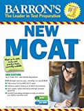 img - for By Jay B. Cutts M.A. Barron's New MCAT with CD-ROM, 2nd Edition (Barron's Mcat) (2nd Second Edition) [Paperback] book / textbook / text book