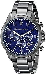 Michael Kors Men's Gage Gunmetal Watch MK8443