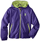 Pink Platinum Girls 7-16 Athletic Pop Outerwear Jacket