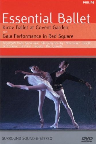 Essential Ballet: Kirov Ballet At Covent Garden/... [DVD]