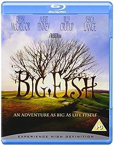Big Fish [Blu-ray] [Import anglais]