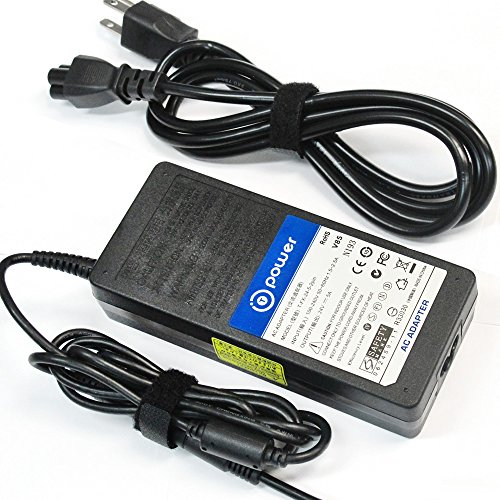 T-Power Ac Dc Adapter For 24Volt Dc Power Ac Adapter For Magnavox Hd Ready Dvd Lcd Tv Philips 24V 4-Pin Replacement Switching Power Supply Cord Charger