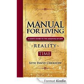 Manual For Living: REALITY - TIME (English Edition)