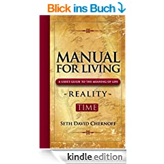 Manual For Living: REALITY - TIME (English Edition)