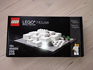 Lego House 4000010 - Special Edition Incl Minifigure