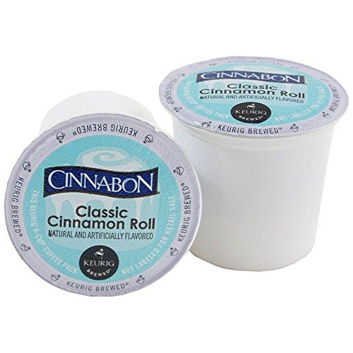Cinnabon Classic Cinnamon Roll Coffee Keurig K-Cups, 36 Count (Keurig K Cups Cinnabon compare prices)