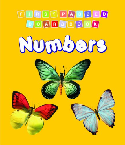 Numbers (First Padded Board Books) Image