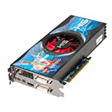 "HIS Radeon HD6950 Grafikkarte (PCI-e, 1GB DDR5 Speicher, 2x DVI, HDMI, 2x mini DisplayPort)von ""HIS"""
