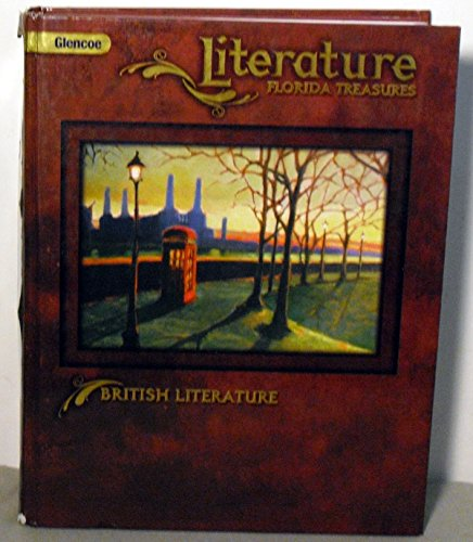 Glencoe Literature Florida Treasures - British Literature