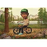 "Tyler the Creator Music Poster 24x36"" Wolf on a Bicycle"