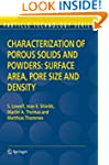 Characterization of Porous Solids and...