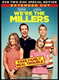 WERE THE MILLER 2-Disc EXTENDED CUT Special Edition DVD Set -- Jennifer Aniston & Jason Sudeikis