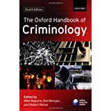 The Oxford Handbook of Criminology ~ Mike Maguire