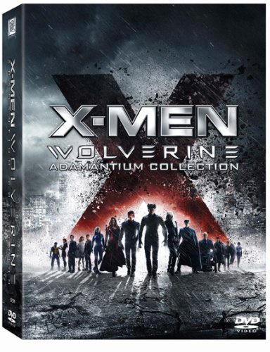 X Men - The Complete Saga (Cofanetto 6 Dvd)