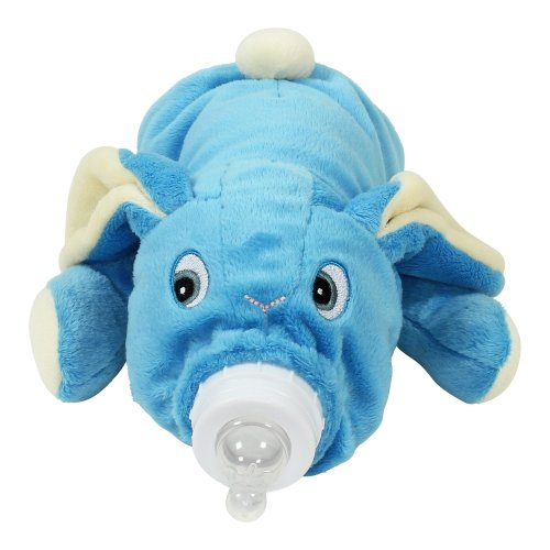 Bottle Pets Baby Bottle Cover Dark Blue Bunny Limited Edition