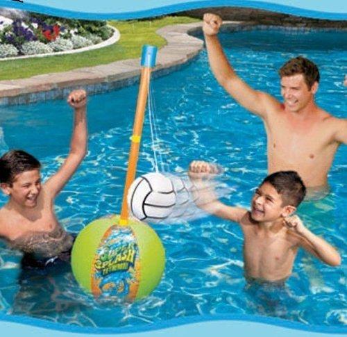 Banzai Super Splash Tetherball - 1
