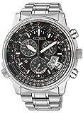 [シチズン]CITIZEN 腕時計 PROMASTER ECO-DRIVE TITANIUM プロマスター エコドライブ 電波時計 チタン BY0086-51E メンズ [逆輸入]