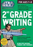 img - for Star Wars Workbook: 2nd Grade Writing (Star Wars Workbooks) book / textbook / text book