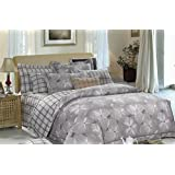 Home N Tex Symphony Premium Printed All Seasons Printed Comforter (Double)