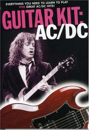 AC/DC Guitar Kit (Ac Guitar compare prices)
