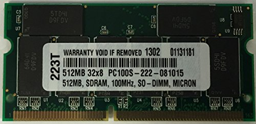Click to buy 512MB SDRAM PC100 MEMORY FOR Fujitsu LIFEBOOK C-6547 - From only $12.99
