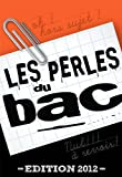 Acheter le livre Les perles du bac