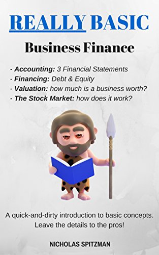 Really Basic Guide: Business Finance (Really Basic Guides - Book 1)