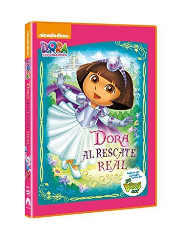 Dora La Exploradora: Al Rescate Real (Import Dvd) (2014) Animación; Chris Giff...