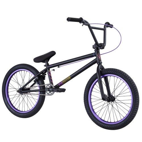 Matte Purple Scooter MTB Eastern Bikes Integrated Headset BMX
