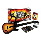 ATVI FRANCE SAS Guitar Hero World Tour Bundle: Game + Guitar [Wii]