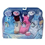 Cinderella Fairytale Fashion Pack Doll Accessories Children, Kids, Game