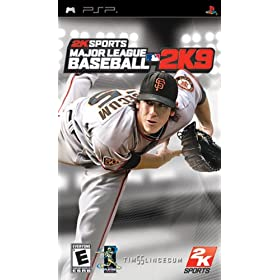 Major League Baseball 2K9 USA PSP H33T 1981CamaroZ28 preview 0