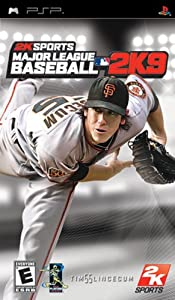 Major League Baseball 2K9 - Sony PSP