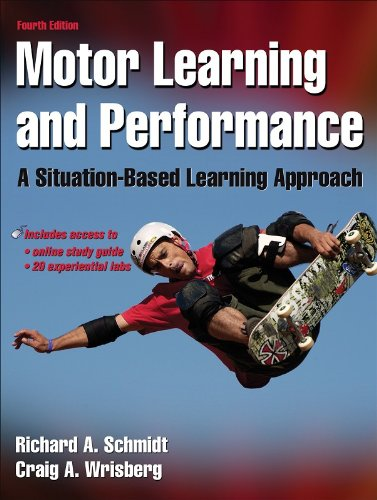 Motor Learning and Performance With Web Study Guide - 4th...