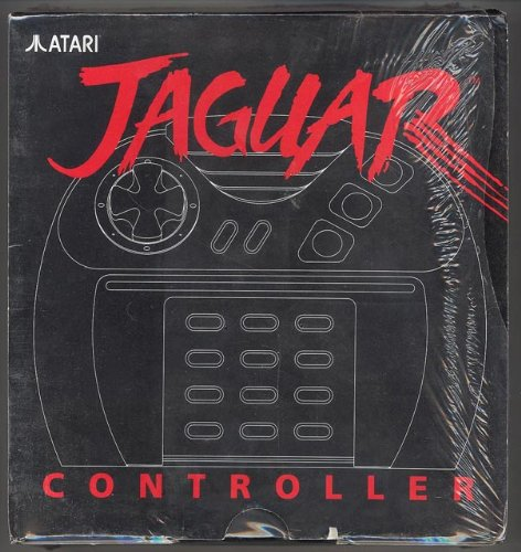 Atari Jaguar Official 3 Button Controller J8901 (Jaguar)