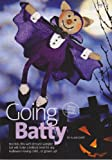 Going Batty Toy Halloween Vampire Bat by Alan Dart Knitting Pattern: Measurements 10