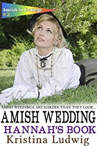 (FREE on 8/29) Amish Wedding: Hannah's Book by Kristina Ludwig - http://eBooksHabit.com