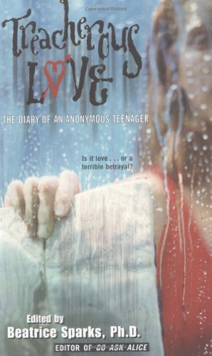 Cover of Treacherous Love: The Diary of an Anonymous Teenager
